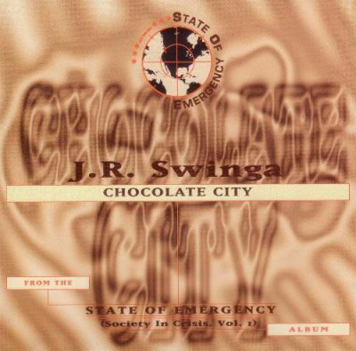 J.R. Swinga – Chocolate City (Promo CDS) (1994) (FLAC + 320 kbps)