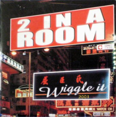 2 In A Room – Wiggle It 2001 (CDS) (2001) (FLAC + 320 kbps)