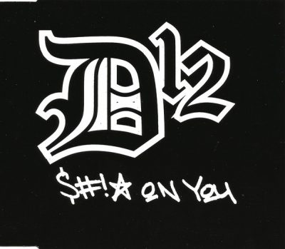 D12 – Shit On You (CDS) (2001) (FLAC + 320 kbps)