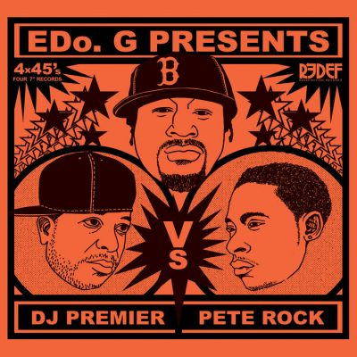 Edo. G – Presents DJ Premier vs Pete Rock (WEB) (2018) (320 kbps)