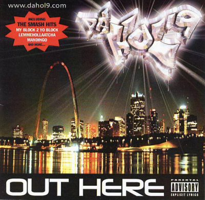 Da Hol' 9 – Out Here (CD) (2001) (FLAC + 320 kbps)