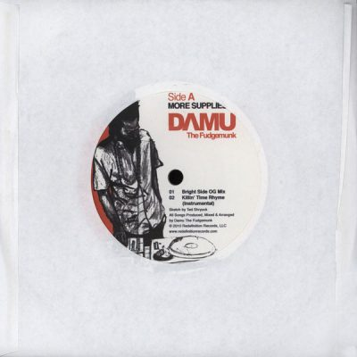 Damu The Fudgemunk – More Supplies EP (WEB) (2010) (FLAC + 320 kbps)