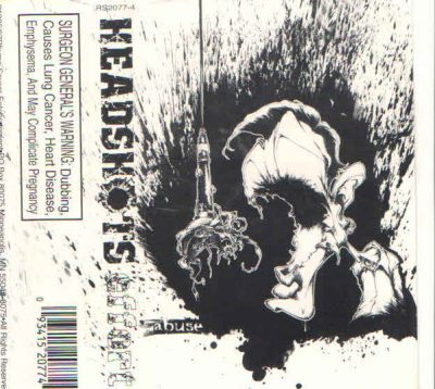 Headshots – Effort: Vol. 5 (Cassette) (1997) (320 kbps)