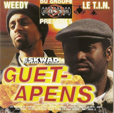 Weedy Et Le T.I.N. Presents Expression Direkt – Guet-Apens (CD) (1996) (FLAC + 320 kbps)