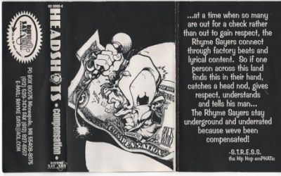 Headshots – Compensation: Vol. 3 (Cassette) (1996) (320 kbps)