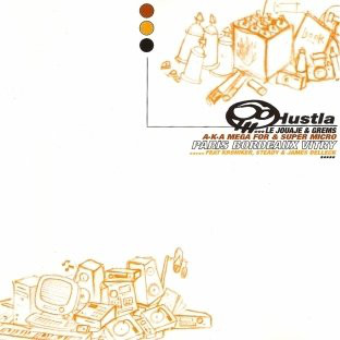 Hustla – Paris Bordeaux Vitry (CD) (2001) (FLAC + 320 kbps)