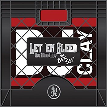DJ Clay – Let 'Em Bleed: The Mixxtape Box Set (4xCD) (2010) (FLAC + 320 kbps)