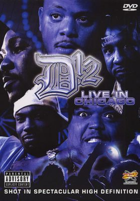 D12 – Live In Chicago (DVD) (2005) (FLAC + 320 kbps)