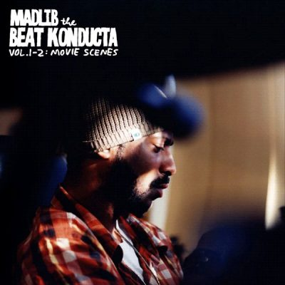 Madlib – Beat Konducta Vol. 1-2: Movie Scenes (CD) (2006) (FLAC + 320 kbps)