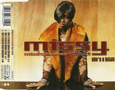 Missy Elliott – She's A Bitch (CDS) (1999) (FLAC + 320 kbps)