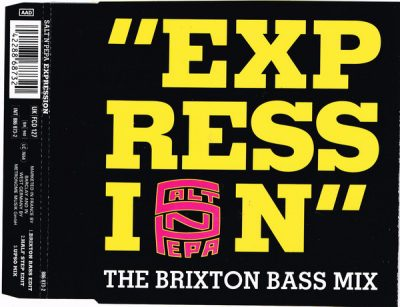 Salt-N-Pepa – Expression (The Brixton Bass Mix) (CDS) (1990) (FLAC + 320 kbps)