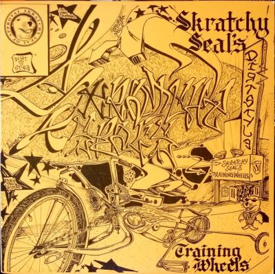 Skratchy Seal – Skratchy Seal's Training Wheels (Vinyl) (2006) (FLAC + 320 kbps)