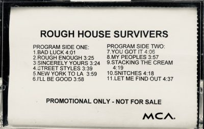 Rough House Survivers – Survival Of The Fittest (Cassette) (1998) (320 kbps)
