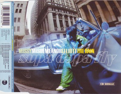 Missy Elliott – The Rain (Supa Dupa Fly) (CDS) (1997) (FLAC + 320 kbps)
