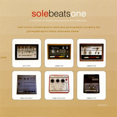 VA – Solebeats One (CD) (2002) (FLAC + 320 kbps)