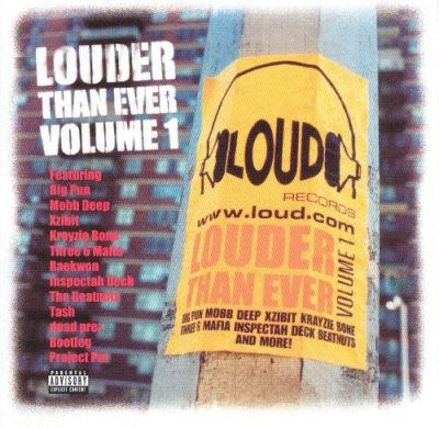 VA – Louder Than Ever Volume 1 (CD) (2000) (FLAC + 320 kbps)