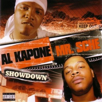 Al Kapone & Mr. Sche – Showdown (CD) (2004) (FLAC + 320 kbps)