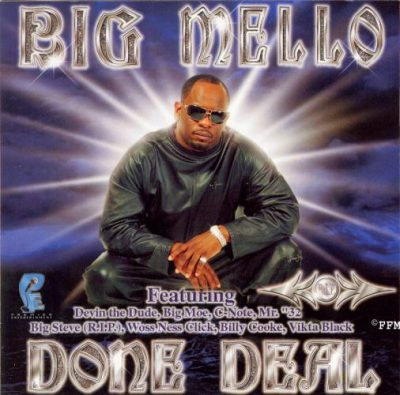 Big Mello – Done Deal (CD) (2003) (320 kbps)