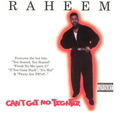 Raheem – Can't Get No Tighter (CD) (1999) (320 kbps)