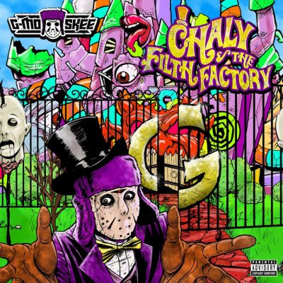 G-Mo Skee – Chaly & The Filth Factory (CD) (2018) (FLAC + 320 kbps)