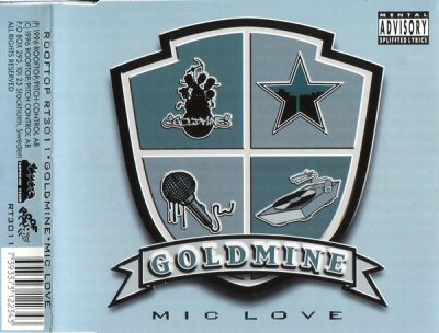 Goldmine – Mic Love (CDS) (1996) (FLAC + 320 kbps)
