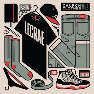 Lecrae – Church Clothes 2 (CD) (2014) (FLAC + 320 kbps)