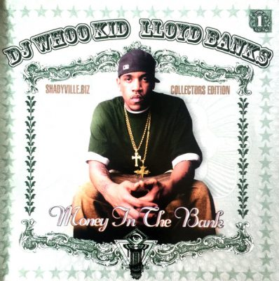 DJ Whoo Kid & Lloyd Banks – Money In The Bank (CD) (2003) (FLAC + 320 kbps)