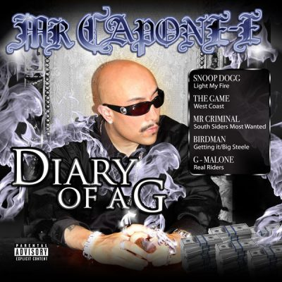 Mr. Capone-E – Diary Of A G (CD) (2009) (FLAC + 320 kbps)