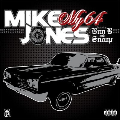 Mike Jones – My 64 (CDS) (2007) (FLAC + 320 kbps)