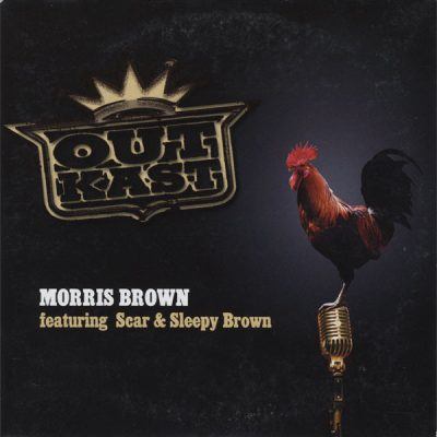 OutKast – Morris Brown (CDS) (2006) (FLAC + 320 kbps)