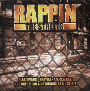 VA – Rappin' The Streets (CD) (1999) (FLAC + 320 kbps)