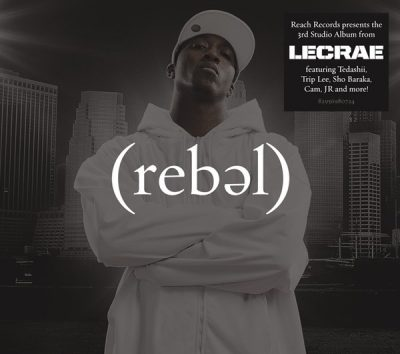 Lecrae – Rebel (CD) (2008) (FLAC + 320 kbps)