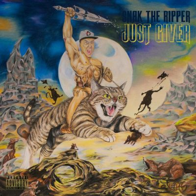 Snak The Ripper – Just Giver (WEB) (2014) (FLAC + 320 kbps)