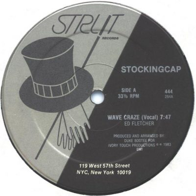 Stockingcap – Wave Craze (VLS) (1983) (FLAC + 320 kbps)