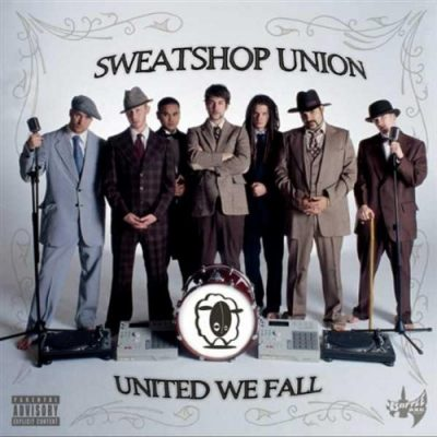 Sweatshop Union – United We Fall (CD) (2005) (FLAC + 320 kbps)