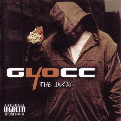 40 Glocc – The Jakal (CD) (2003) (FLAC + 320 kbps)