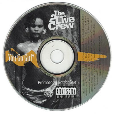 The New 2 Live Crew – You Go Girl (Promo CDS) (1994) (320 kbps)