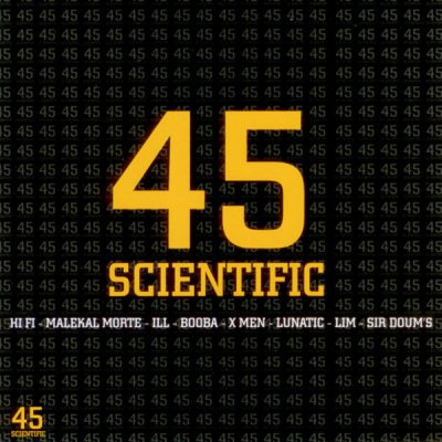 VA – 45 Scientific (CD) (2001) (FLAC + 320 kbps)