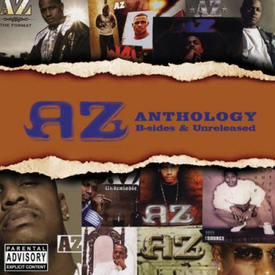 AZ – Anthology: B-Sides & Unreleased (CD) (2008) (FLAC + 320 kbps)