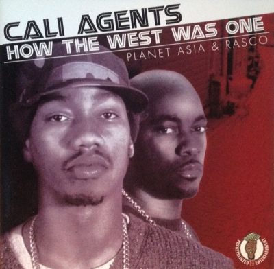 Cali Agents – How The West Was One (Reissue CD) (2000-2004) (FLAC + 320 kbps)