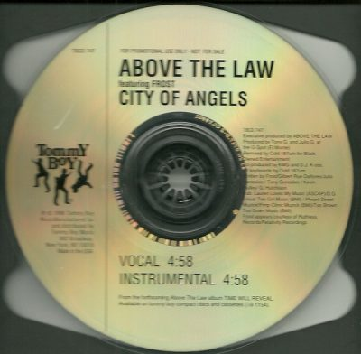 Above The Law – City Of Angels (Promo CDS) (1996) (320 kbps)