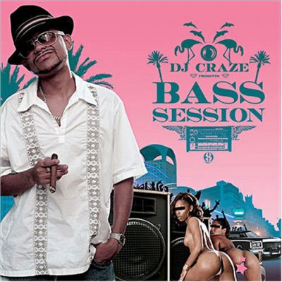 DJ Craze Presents – Bass Session (CD) (2005) (FLAC + 320 kbps)