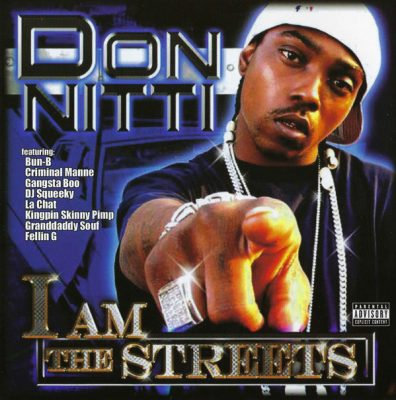 Don Nitti – I Am The Streets (CD) (2006) (FLAC + 320 kbps)