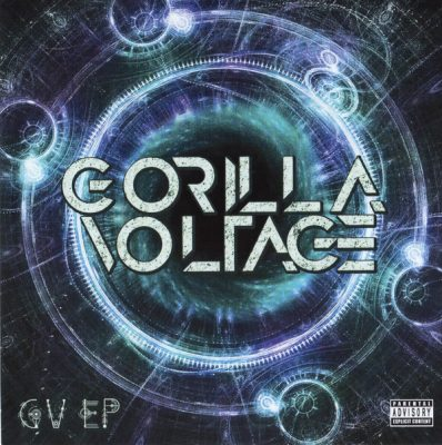 Gorilla Voltage – GV EP (CD) (2018) (FLAC + 320 kbps)