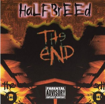 Halfbreed – The End (CD) (2002) (320 kbps)