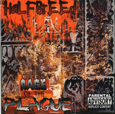 Halfbreed – Rage Of The Plague EP (CD) (2000) (FLAC + 320 kbps)