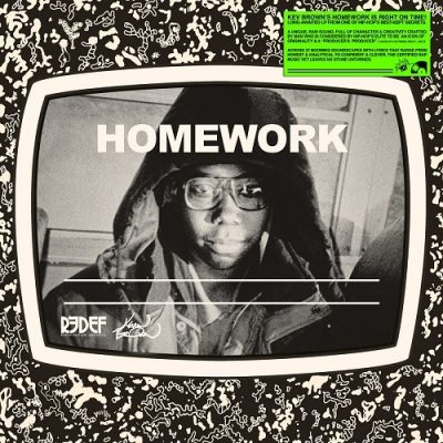 Kev Brown – Homework (WEB) (2018) (FLAC + 320 kbps)