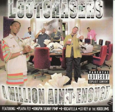 Lootchasers – A Million Ain't Enough (CD) (1999) (320 kbps)