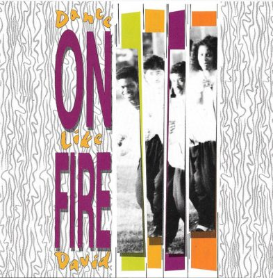 On Fire – Dance Like David (CD) (1990) (FLAC + 320 kbps)