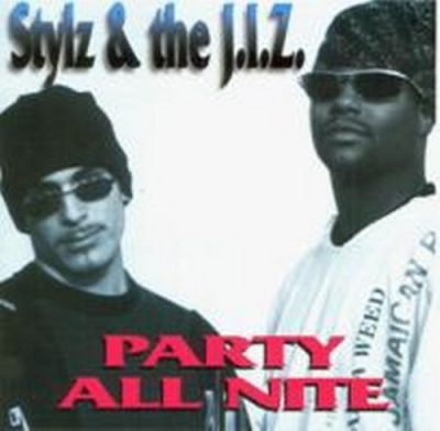 Stylz & The J.I.Z. ‎- Party (CDS) (1993) (320 kbps)